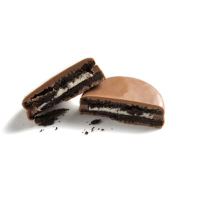 Milk Chocolate Coated Oreos