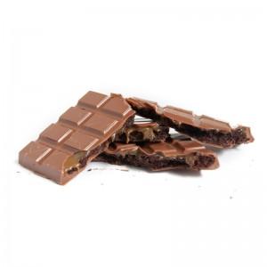 Fudge Brownie Caramel Delight