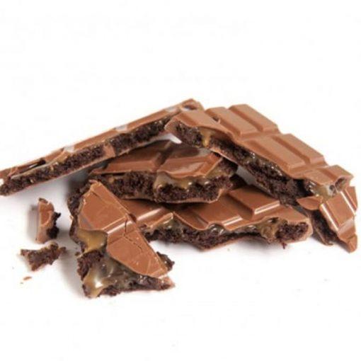 Fudge Brownie Caramel Delight 1