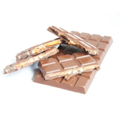 Peanut Butter & Pretzel Chocolate Bar