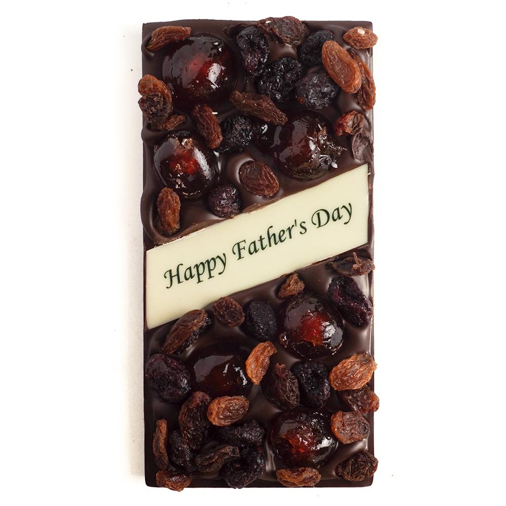 Dad's Rum Fruitcake