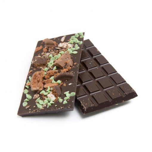 Dark Mint Chocolate Madness 1