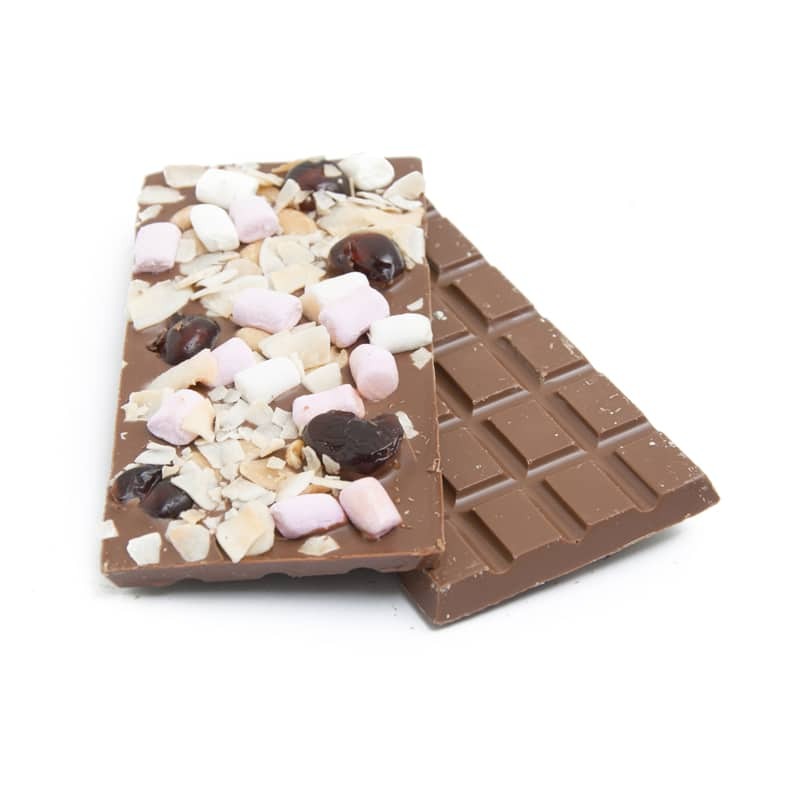 Gourmet Rocky Road Block