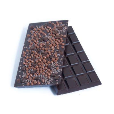 Espresso Crunch Chocolate Bar