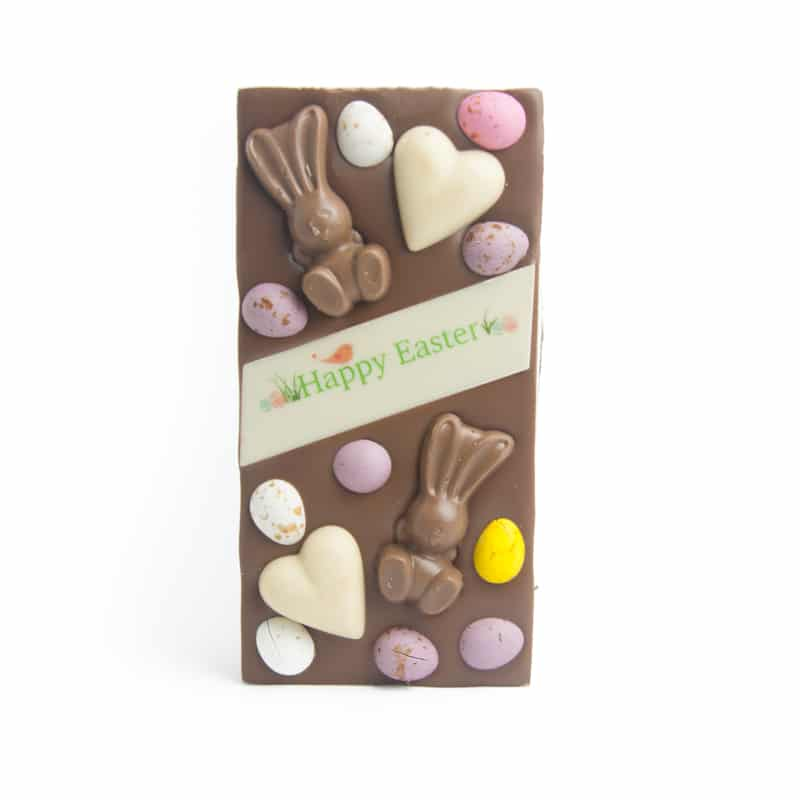Bunnies love Easter Slab