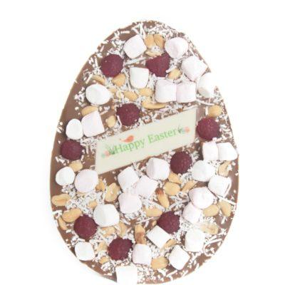 Rocky Egg Road Slab