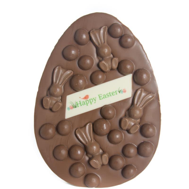 Bunny-teaser Large Egg Slab