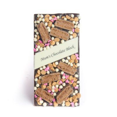 Mum's Chocolate Block