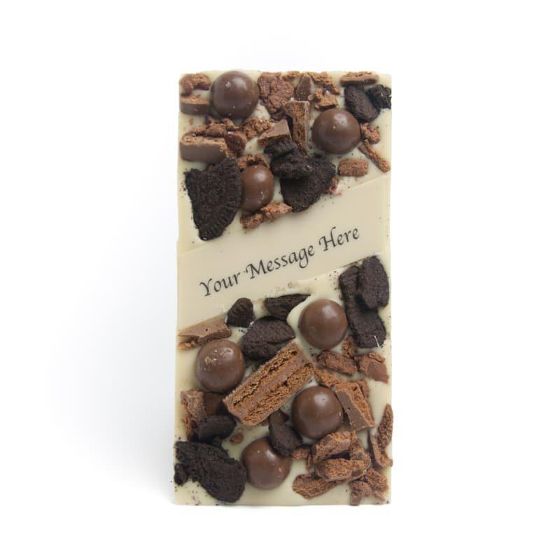 White Malt Crunch Message Bar 1