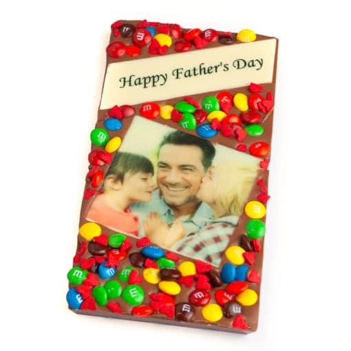 Dad's Happy Photo Message Bar 2