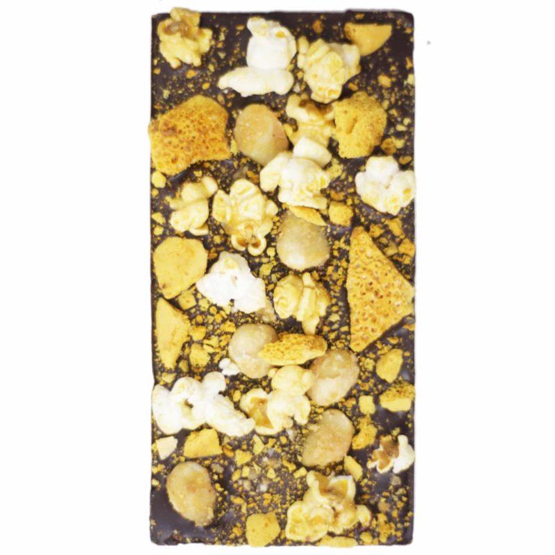 Dark Honey Nut Caramel 1