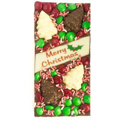 Milk Chocolate Christmas Trees