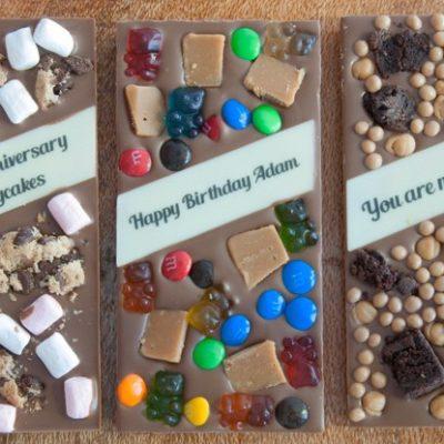 Create A Chocolate Bar
