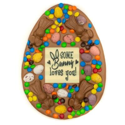 Some Bunny Loves You 2D Egg