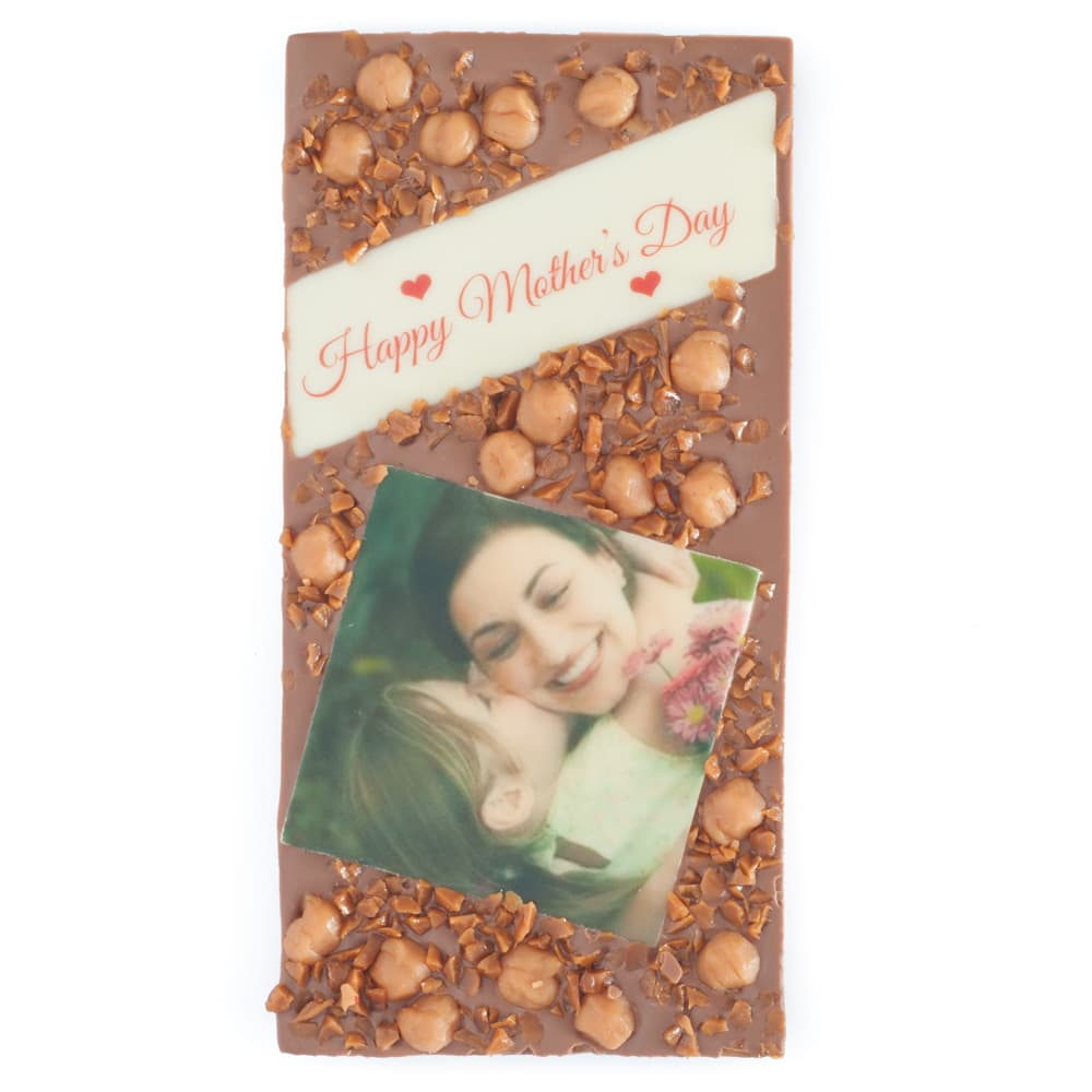 Happy Mother's Day Salted Caramel Photo Bar