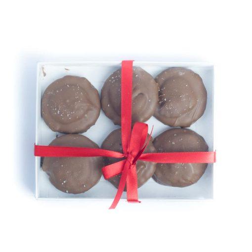 Butternut Salted Caramel Cookie Gift Box 2
