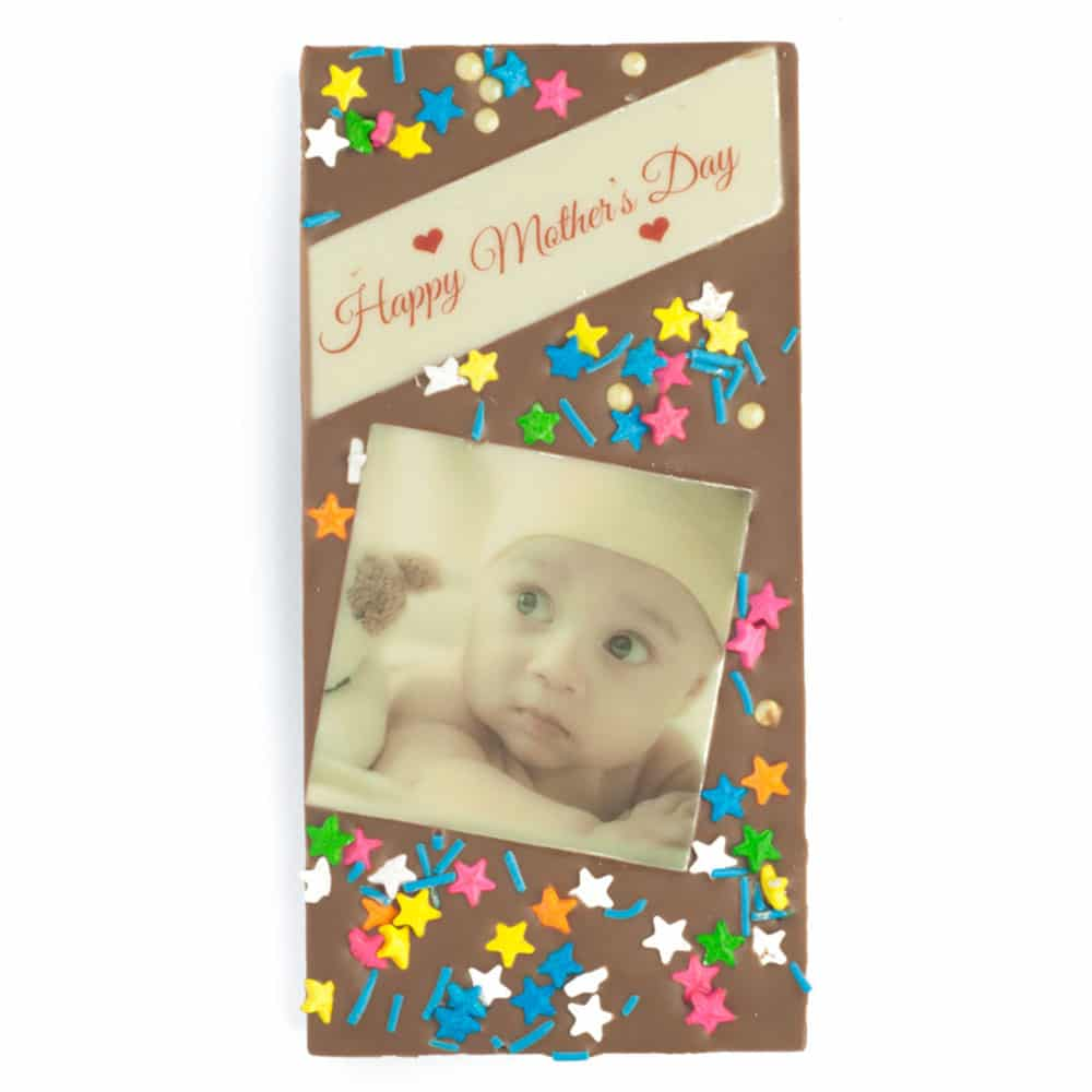 Happy Mother's Day Decorative Photo Bar