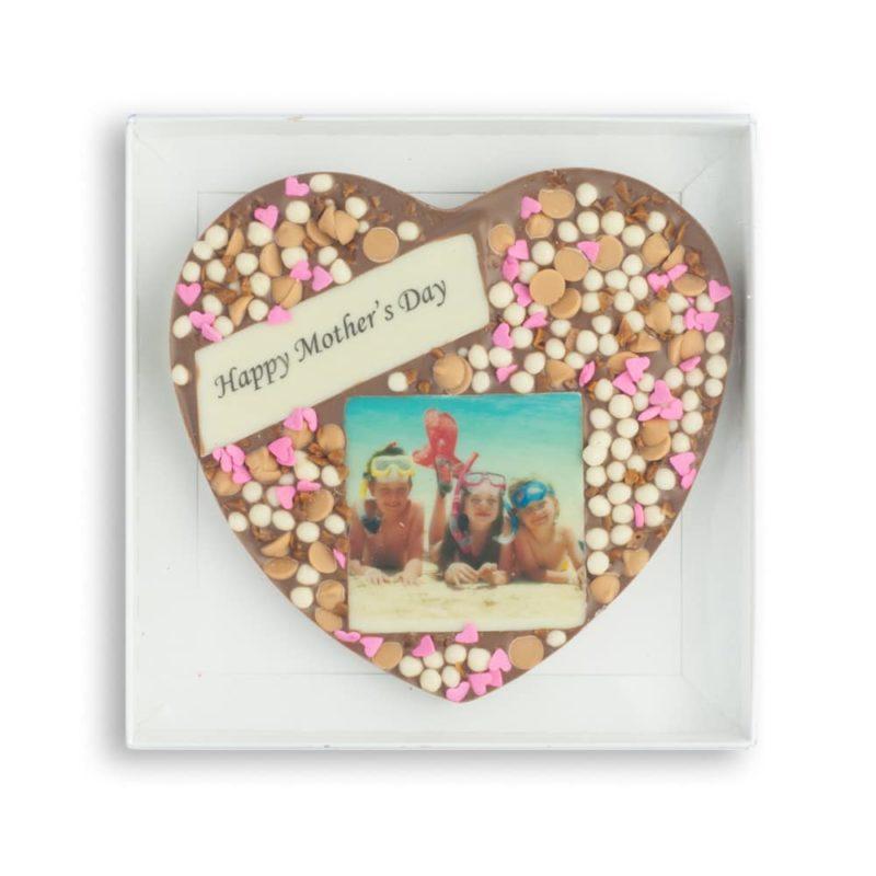 Butterscotch Message Photo Heart 2
