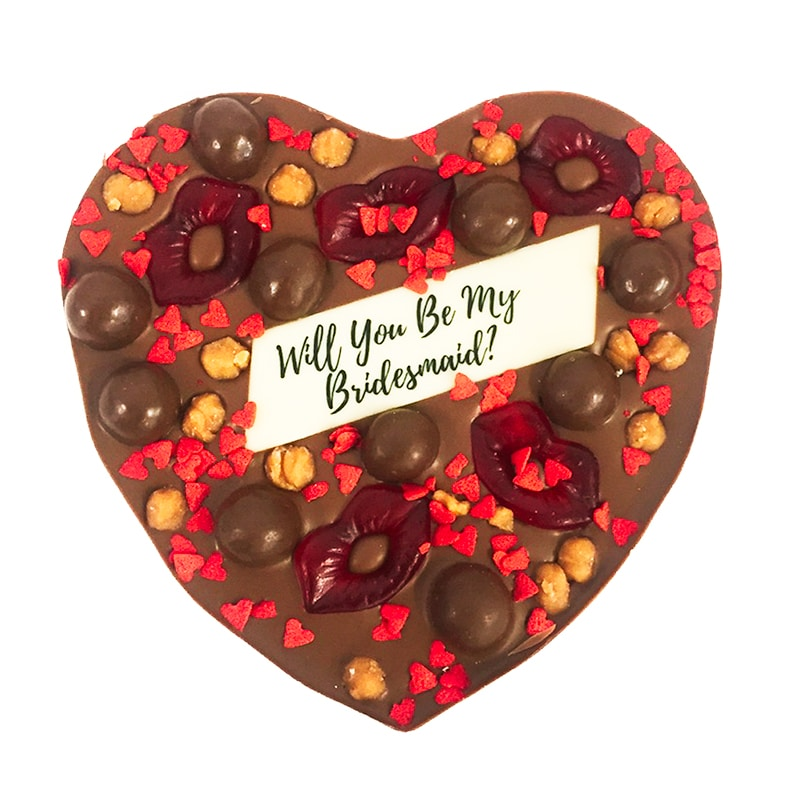 Bridesmaid Proposal Chocolate