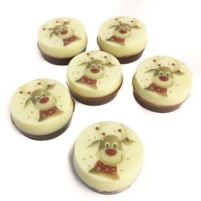Reindeer Chocolates
