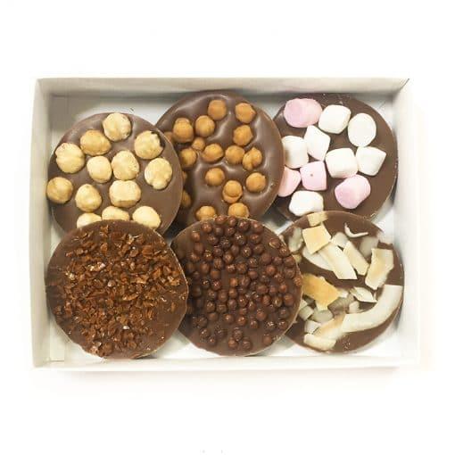 Chocolab Sampler Box