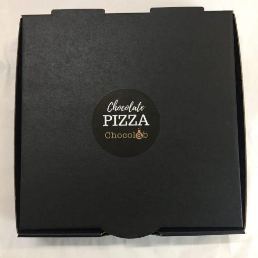 Christmas Chocolate Pizza 1