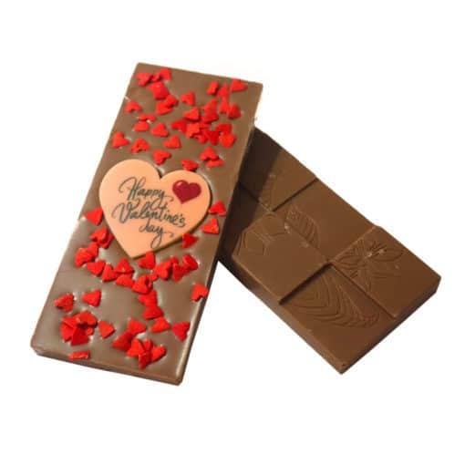 Happy Valentine's Day 60g Chocolate Bar