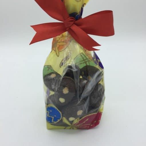 Bag of 15 Dark Chocolate Salted Caramel Filled Mini Eggs