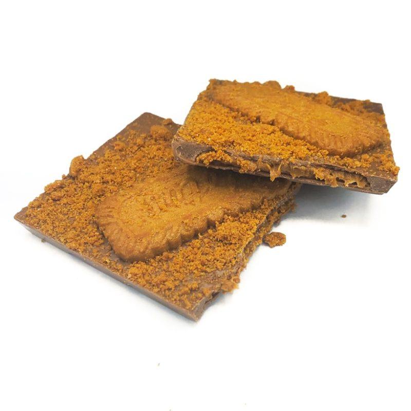 Biscoff Chocolate Block