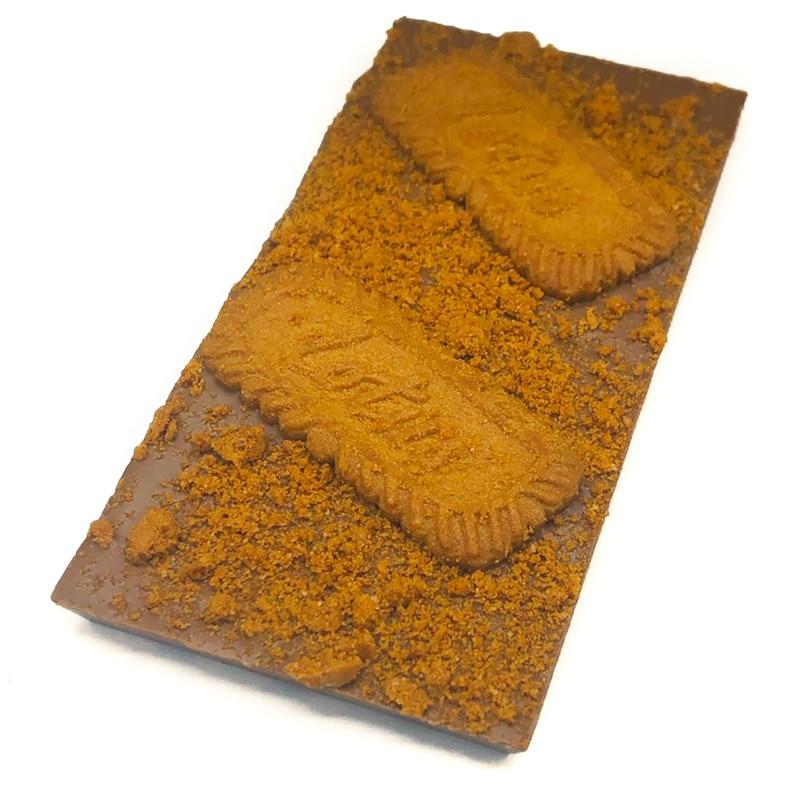 Biscoff Chocolate Bar