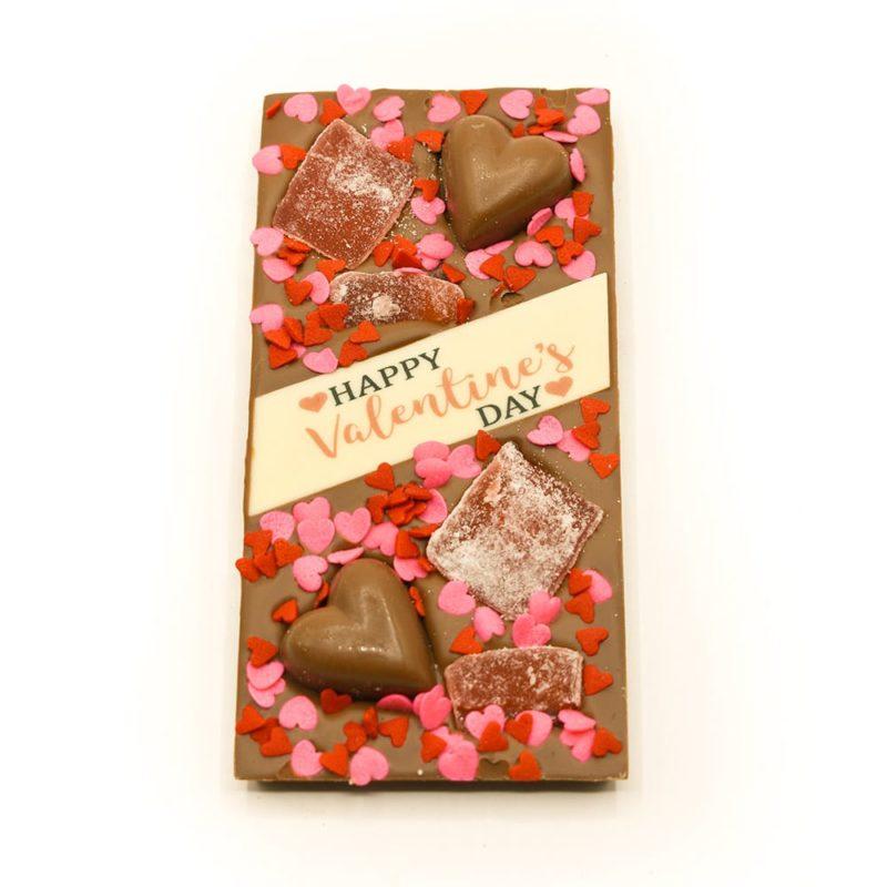 Valentine's Day Chocolate Bar