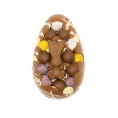 Malt Bunny Easter Egg Gift
