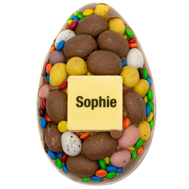 Personalised Easter Egg Gift