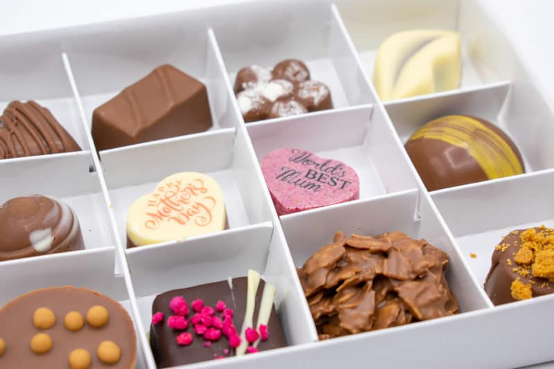 Mother's Day Truffle Box Selection 2