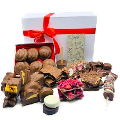 Chocoholic's Gift Hamper