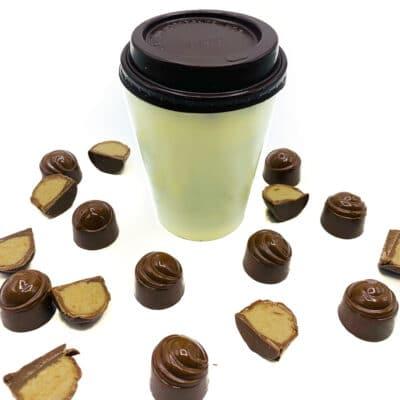 Chocolate Coffee Cup