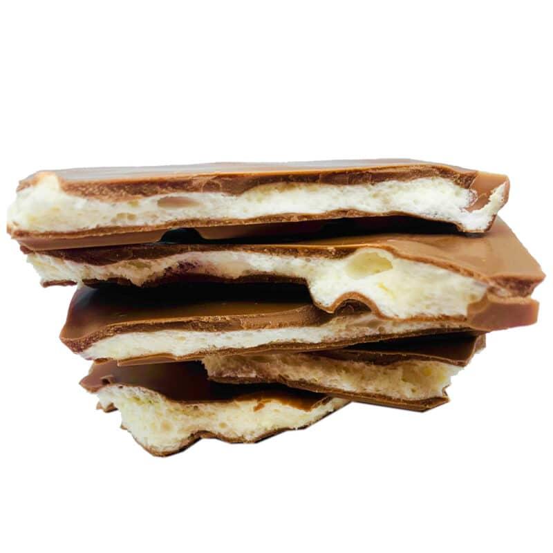 Passionfruit Marshmallow Milk Chocolate Bar