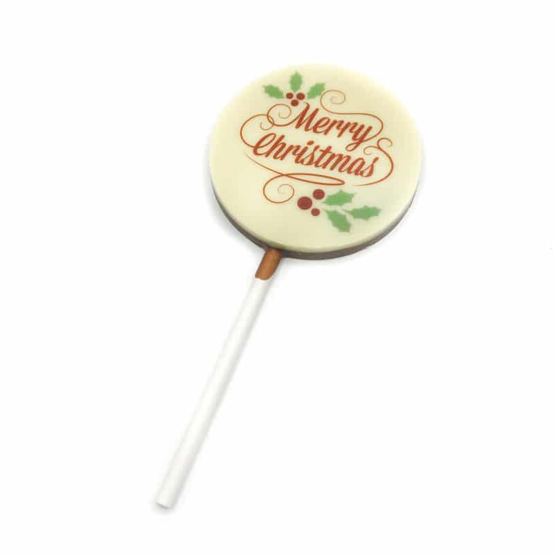 christmas chocolate pop